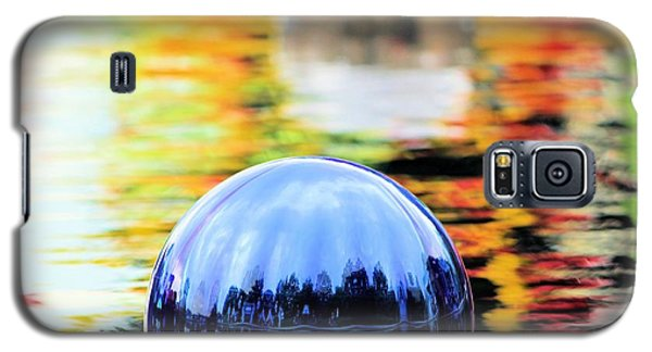 Glass Floats Galaxy S5 Case by Elizabeth Budd