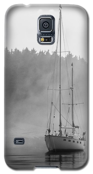 Glass Lady In The Fog Galaxy S5 Case