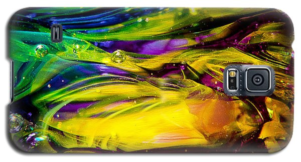 Glass Macro Abstract Rcy1 Galaxy S5 Case