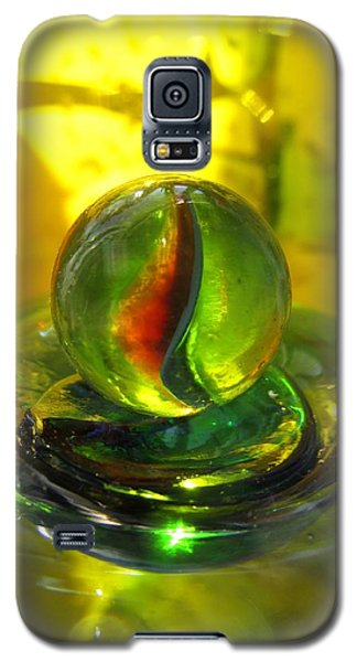 Glass Marble Still Life Galaxy S5 Case