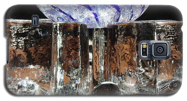 Glass On Glass Galaxy S5 Case by Jolanta Anna Karolska