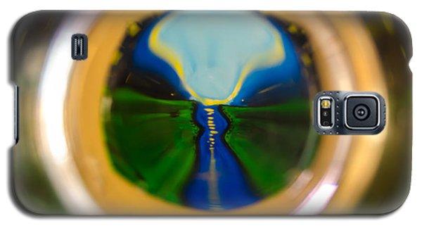Glassy River Galaxy S5 Case