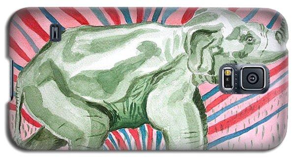 Gleeful Elephant Galaxy S5 Case