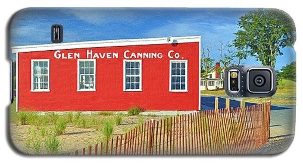 Glen Haven Canning Co. Galaxy S5 Case