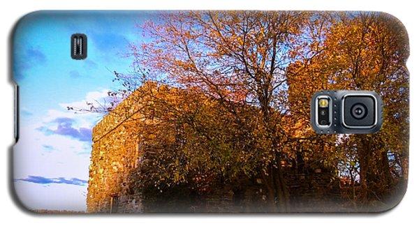 Glen Island Castle Galaxy S5 Case