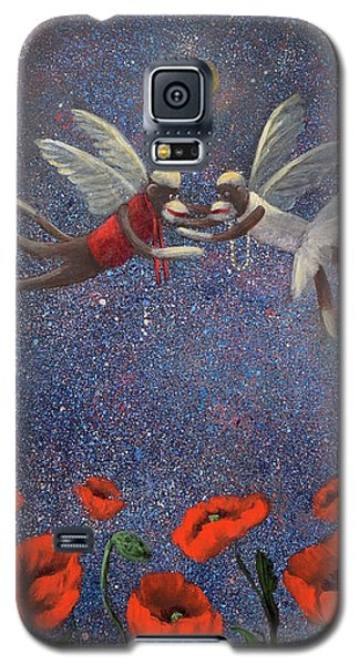 Glenda The Good Witch Has Flying Monkeys Too Galaxy S5 Case