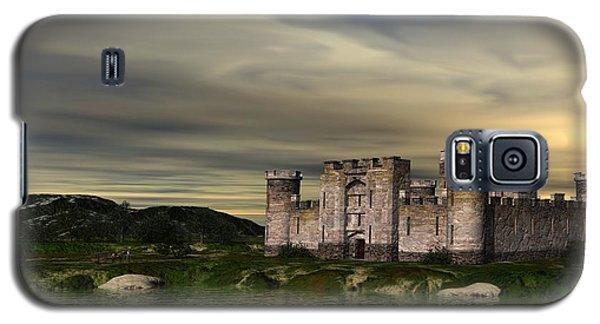 Glendor Castle Galaxy S5 Case by John Pangia