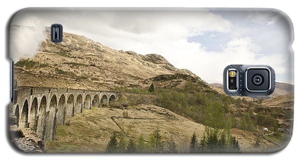 Glenfinnan Train Viaduct Scotland Galaxy S5 Case