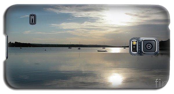 Glenmore Reservoir Calm Galaxy S5 Case by Stuart Turnbull
