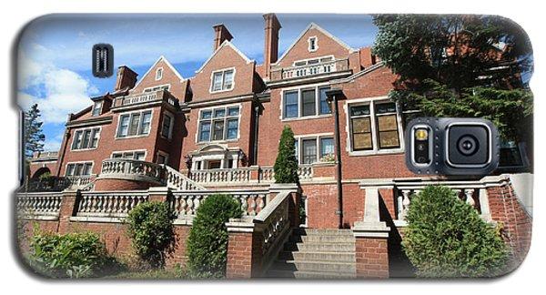 Glensheen Mansion Exterior Galaxy S5 Case by Amanda Stadther