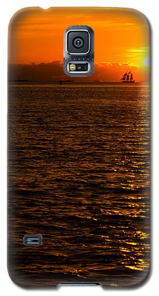 Glimmer Galaxy S5 Case by Chad Dutson