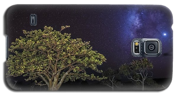 Glimpse Of Hawaii Galaxy S5 Case by Hawaii  Fine Art Photography