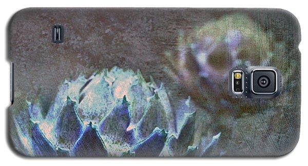 Globe Artichoke Galaxy S5 Case by Liz  Alderdice