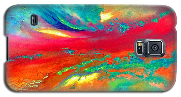 Glorious Day Galaxy S5 Case by Karen Kennedy Chatham