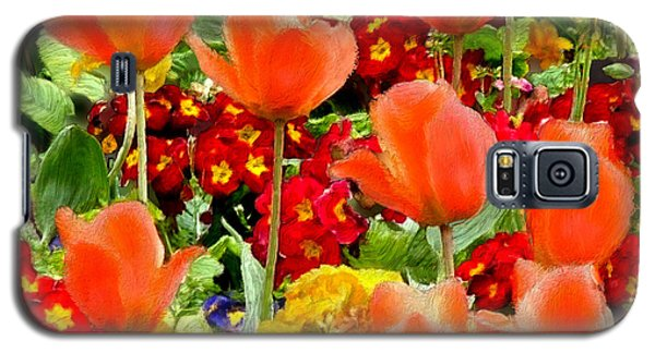 Glorious Garden Galaxy S5 Case by Bruce Nutting