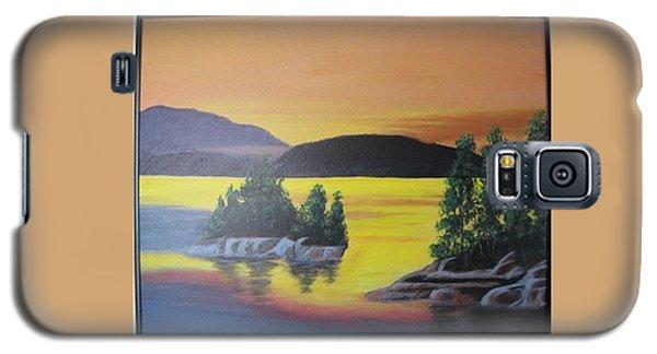 Glorious Sunrise Galaxy S5 Case