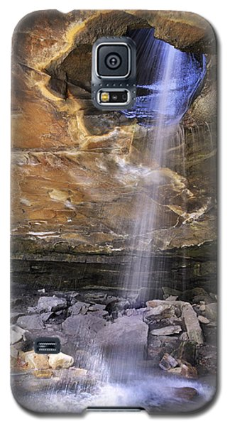 Glory Hole Falls - Arkansas - Waterfall Galaxy S5 Case