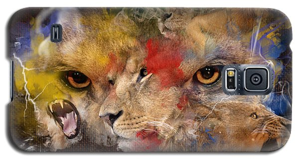 Glory Of The Beast Galaxy S5 Case