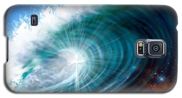 Glory Waves Galaxy S5 Case