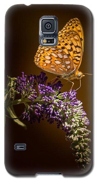 Glow Bug Galaxy S5 Case by Janis Knight