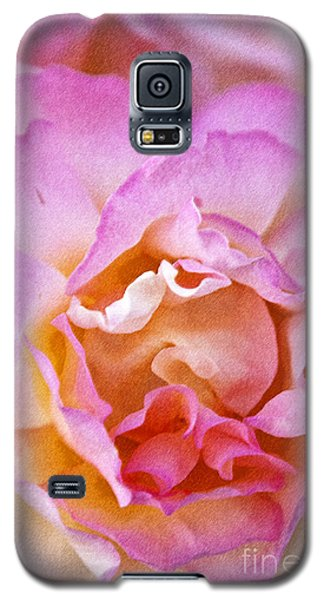 Glow From Within Galaxy S5 Case by David Millenheft