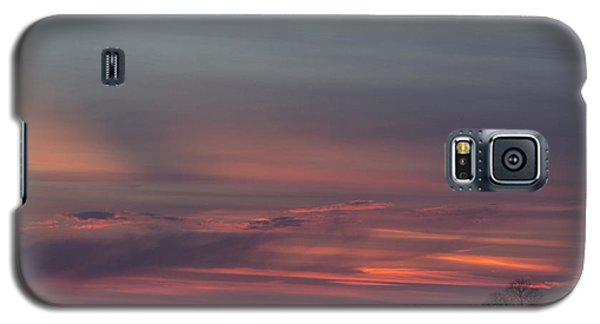 Glowing Plains Galaxy S5 Case