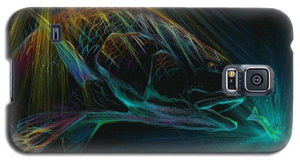 Drum Galaxy S5 Case - Glowing Reds  by Yusniel Santos