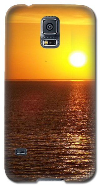 Glowing Sunset Galaxy S5 Case