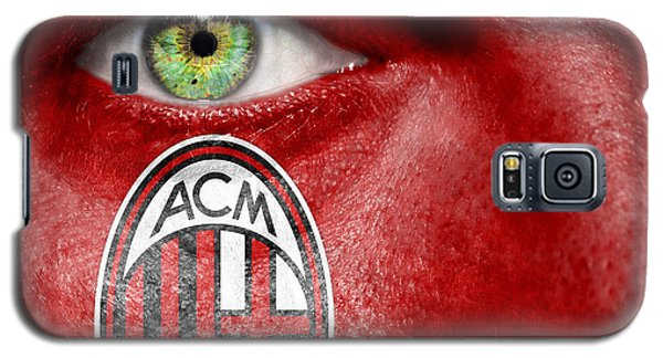 Go Ac Milan Galaxy S5 Case