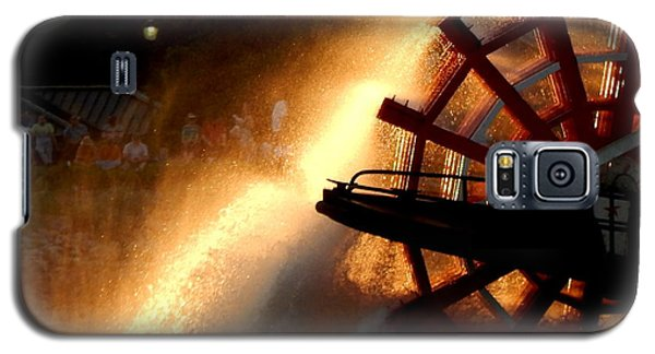 New Orleans Steamboat Natchez On The Mississippi River Galaxy S5 Case by Michael Hoard