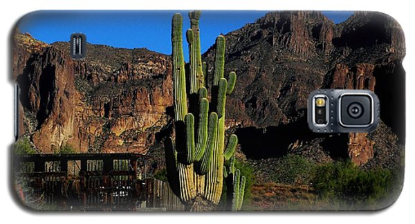 Go West Young Man Galaxy S5 Case by Natalie Ortiz