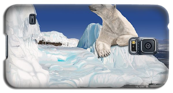 Go With The Floe Galaxy S5 Case