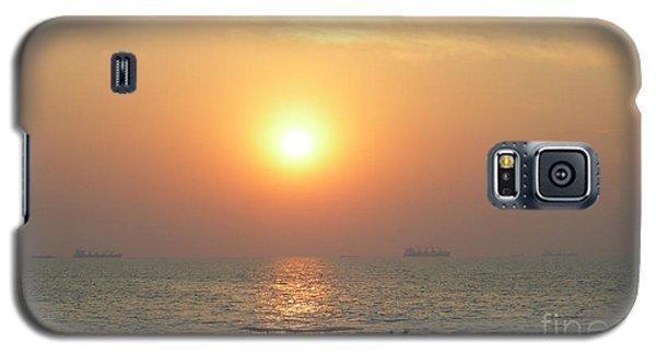 Goa Sunset Galaxy S5 Case