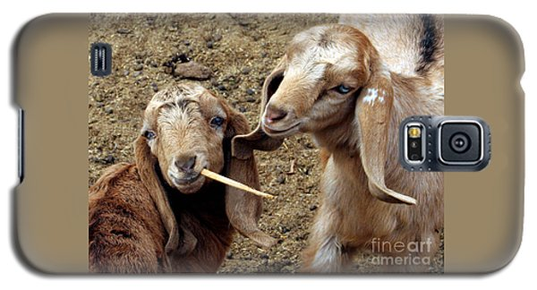 Goats #2 Galaxy S5 Case