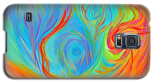 God Is Love Galaxy S5 Case