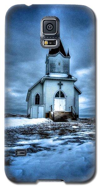 God It's Cold Galaxy S5 Case by Kevin Bone