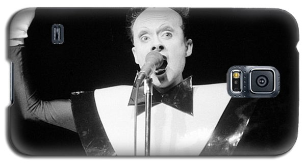 God Klaus Nomi Galaxy S5 Case by Steven Macanka