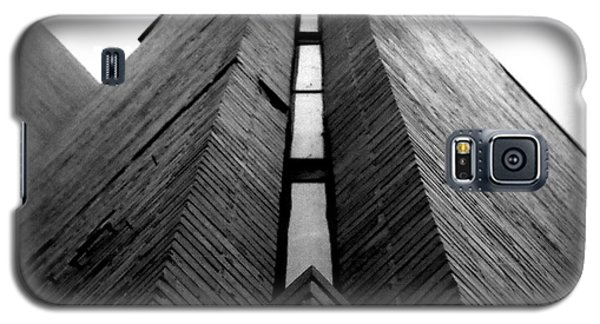 Goddard Stair Tower - Black And White Galaxy S5 Case