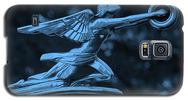 Galaxy S5 Case featuring the photograph Goddess Hood Ornament  by Patrice Zinck