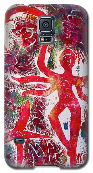 Goddess Kali Galaxy S5 Case
