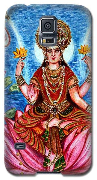 Goddess Lakshmi Galaxy S5 Case