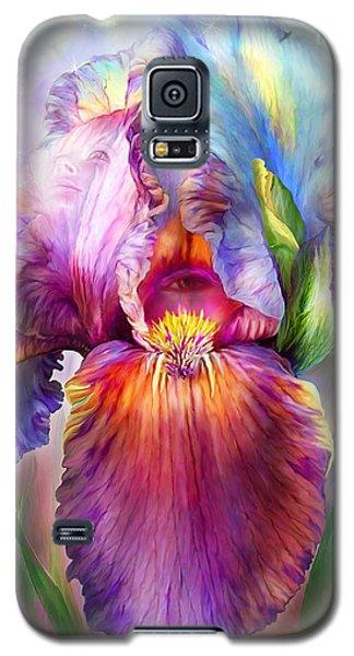 Goddess Of Healing Galaxy S5 Case by Carol Cavalaris