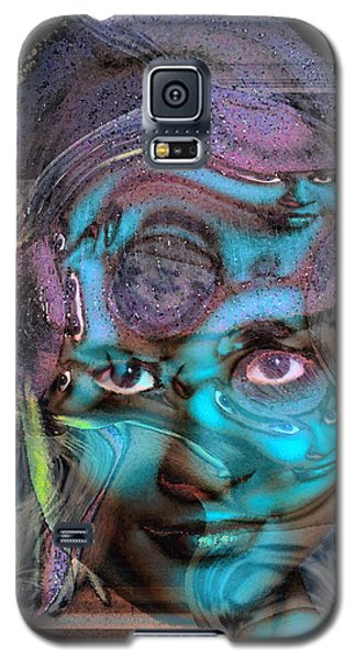 Galaxy S5 Case featuring the photograph Goddess Of Love And Confusion by Richard Thomas