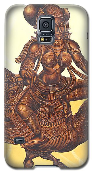 Goddess Of Love Galaxy S5 Case by Ragunath Venkatraman