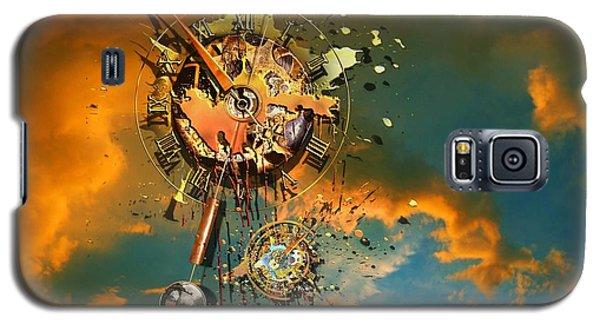 God's Dusk Galaxy S5 Case by Franziskus Pfleghart