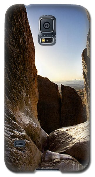 God's Eye View Galaxy S5 Case
