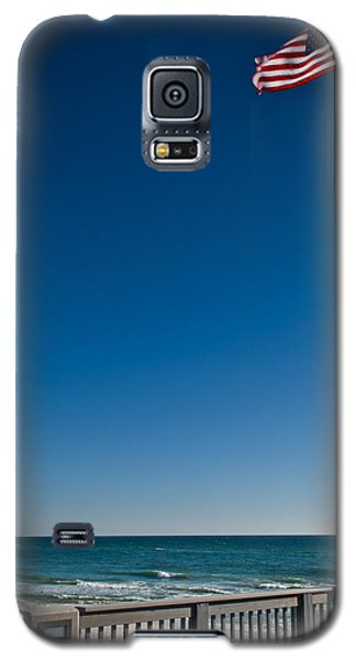 Gods Glory And Old Glory Galaxy S5 Case