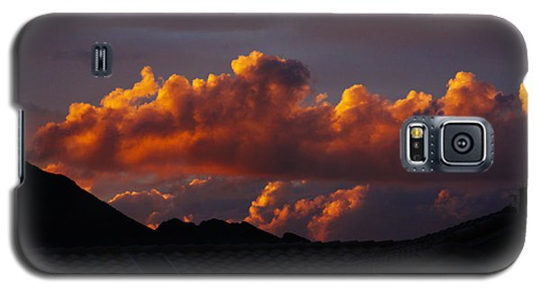 God's Golden Clouds Galaxy S5 Case