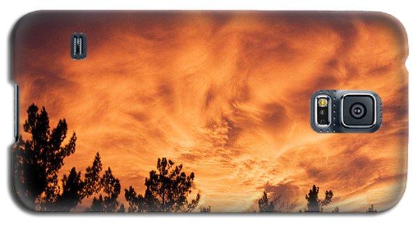 God's Skyfire Galaxy S5 Case