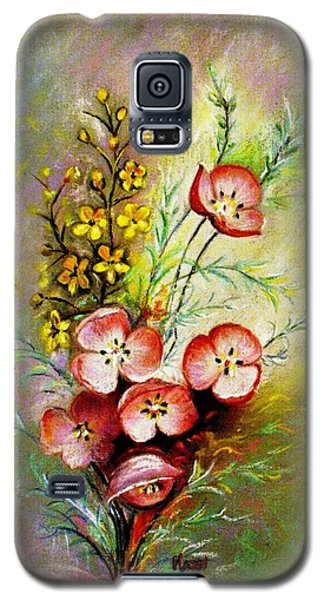 God's Smile Galaxy S5 Case
